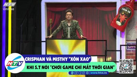 """Criss Phan và Misthy """"xôn xao"""" khi S.T nói """"chơi game chỉ mất thời gian"""""""